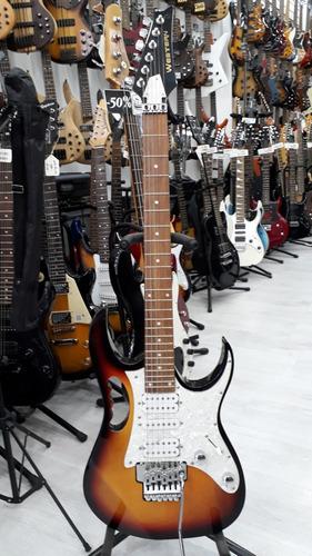 Guitarra Western Tipo Steve Vay Jem Con Puente Floyd Rose