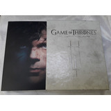 5 Blu Ray + 2 Dvd The Games Of Thrones Temporada 3 Oka