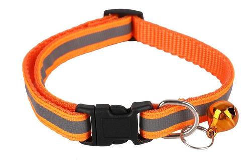 Collar Reflejante De Luz Para Perros Pequeños Y Gatos