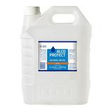 Alcohol En Gel Neutro Antibacterial Bidon 5 Litros Pack X2