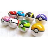 Pokebolas De 7 Cm Con Pokemones