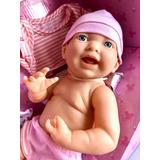 Bebe De Goma, Estilo Realista, Reborn, Renacida, 33 Cm. Ropa