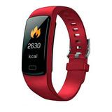 Smartwatch Y9 Reloj Inteligente Corazon Caloría Pasos Cuotas