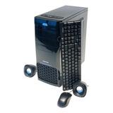 Computadora Cpu Pc Solarmax Intel Core I7 9700 32gb 480g Ssd