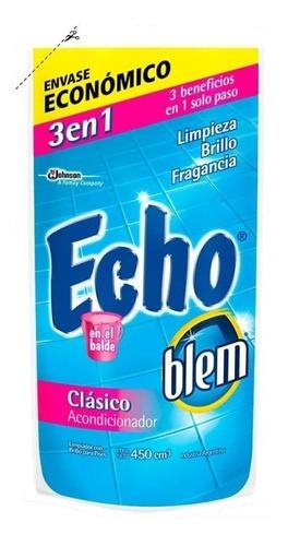 Echo Clasico Acond.liq. 3 En 1 Dp 450cc Mosa/cer