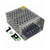 Mini Fonte 12v 5 Amperes Cftv Câmera De Segurança Etc Fita