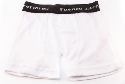 Boxer Hombre Deportivo Pack X 6  T-5