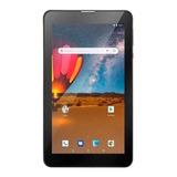 Tablet  Multilaser M7 3g Plus Dual Nb30 7  16gb Preto Com 1gb De Memória Ram