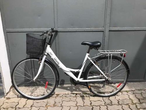 Bicicleta Baccio Liberty Rodado 26 Con Cambios