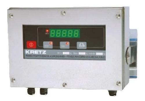 Balanza Industrial Colgante Kretz Rielera 600kg Nueva