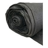 Malla Sombra Raschel Negra Rollo 70% 4.20x15 Mts