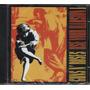 Cd Guns N' Roses - Use Your Illusion I Original
