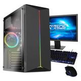 Xtreme Pc Intel Dual Core 3.5ghz 8gb Ssd 240gb Monitor 21.5