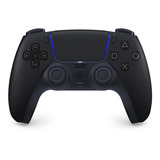 Controle Joystick Sem Fio Sony Playstation Dualsense Cfi-zct1 Midnight Black