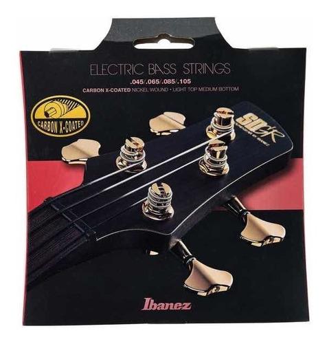 Ibanez Set 4 Cuerdas Carbon X- Coated Para Bajo Eléctrico