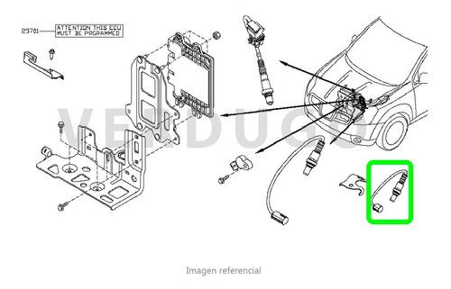 Sensor De Relación De Mezcla Nissan Qashqai J10 - Original