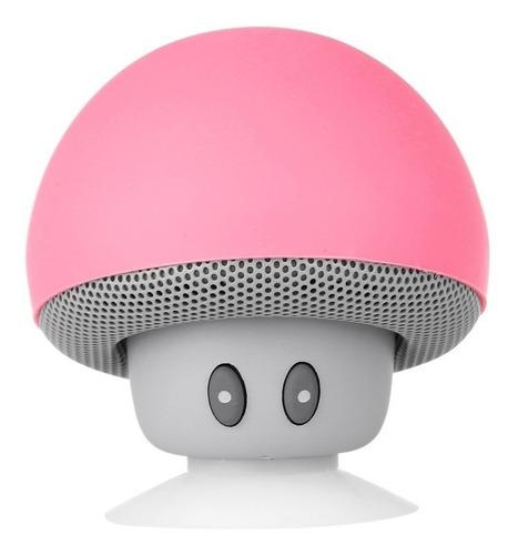 Parlante Portatil Bluetooth Mini Hongo Manos Libre Usb 3w