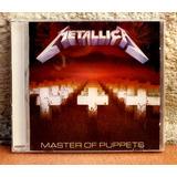 Metallica (master Of Puppets Remaster Edición Usa)