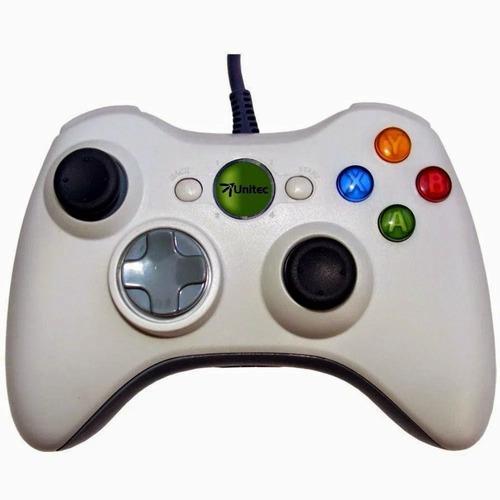 Control Analogo Para Pc, Compatible Todos Los Juegos
