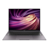 Laptop Huawei Matebook X Pro 2020 Gris Táctil 13.9 , Intel Core I5 10210u  16gb De Ram 512gb Ssd, Nvidia Geforce Mx250 60 Hz 3000x2000px Windows 10 Home
