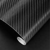 Vinilo Simil Fibra De Carbono 152cm X 1mt Texturado - Capta