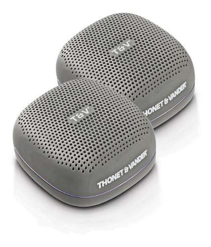 Par De Parlantes Bluetooth Duett Tws Suenan Juntos En Stereo