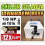 Chiller Gelaqua 1/8 Hp Para Até 150 Lts 220v Original