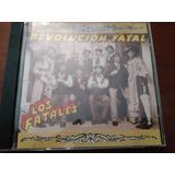 Los Fatales Cd Original Revolucion Fata Impecable