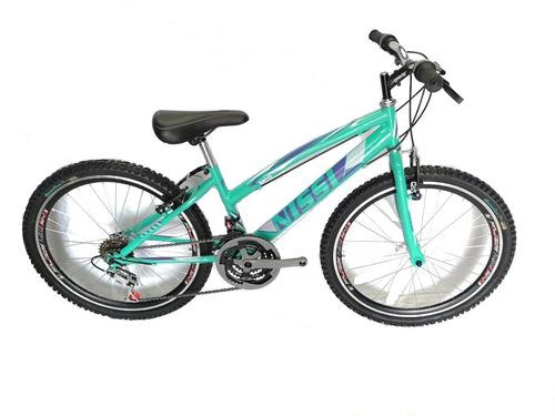 Bicicleta Todo Terreno Rin 26 En Acero 18 Vel. Aro D/p