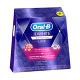 Cintas Blanqueadoras Oral-b 3d White Whitestrips Luxe En Caja 14u