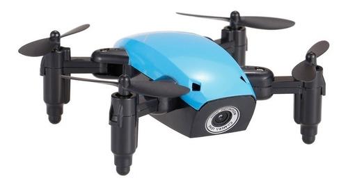 Micro Dron S9w 8x9 Cm, Flip 360, Camara Hd, Plan De Vuelo