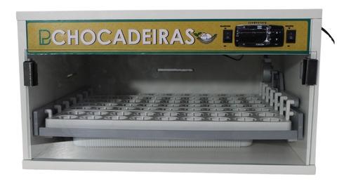 Chocadeira Para Aves Incubadora Profissional - 63 Ovos