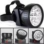 10 Lanterna De Cabeça Ou Capacete Led Forte Tatica  Pro Original