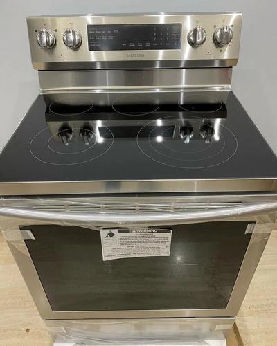 Cocina Electrica Inducción + Horno 220v Marca Samsung