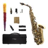 Saxofón Alto Custom Tiger Cora By L. America