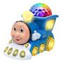 Brinquedo Trem Thomas Trenzinho Iantil Luz Som Bate Volta Original