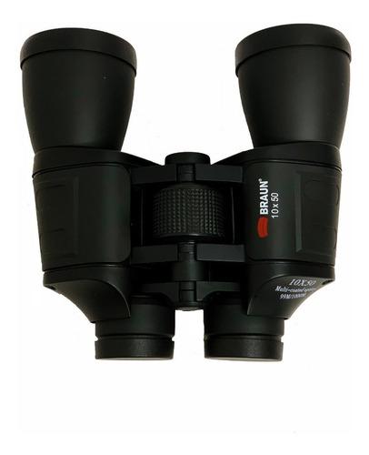 Braun Germany Binocular 10x50 Garantía 1año - Rep. Oficial