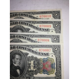 Billetes Costa Rica  8mil Solo Quedan 3