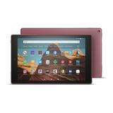 Tablet  Amazon Fire Hd 10 2019 Kfmawi 10.1  32gb Plum Con 2gb De Memoria Ram