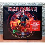 Iron Maiden - Legacy Of The Beast (2cd) Ed. Usa.