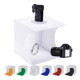 Mini Caja De Luz Para Fotografía Portátil, Plegable