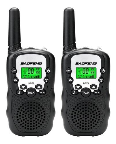 Radio Bf-t3 Mini Walkie Talkie