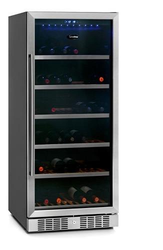Cava De Vinos C/motor Winefroz-111 Botellas & Simple Temp