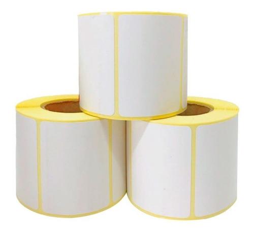 Etiquetas Termicas 55x44 Para Balanzas Systel Cuora Pack X10