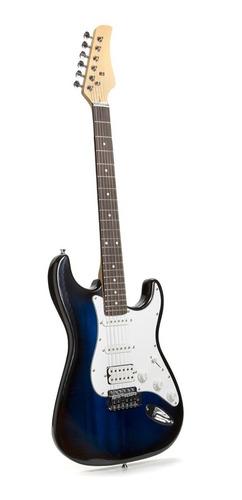 Guitarra Electrica Stratocaster 22 Trastes Con Palanca Cable
