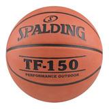 Pelota Spalding Goma Basket Tf-150 Numero 5 Basketball