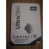 Wd500mpck Sata Express Ultra Slim 500gb