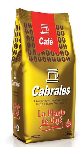 Café Cabrales 1 Kg