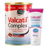 Tratamiento Valcatil Complex Reparador Y Protector Cabello