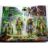 Figuras Tortugas Ninjas 15cm Blister X Unidad Local Caba